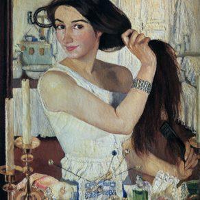 Женщина в русском искусстве: муза, модель, творец