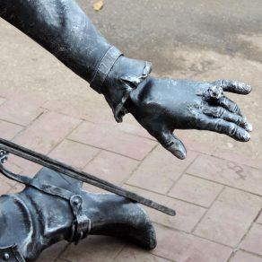 Обновление скульптурной композиции!