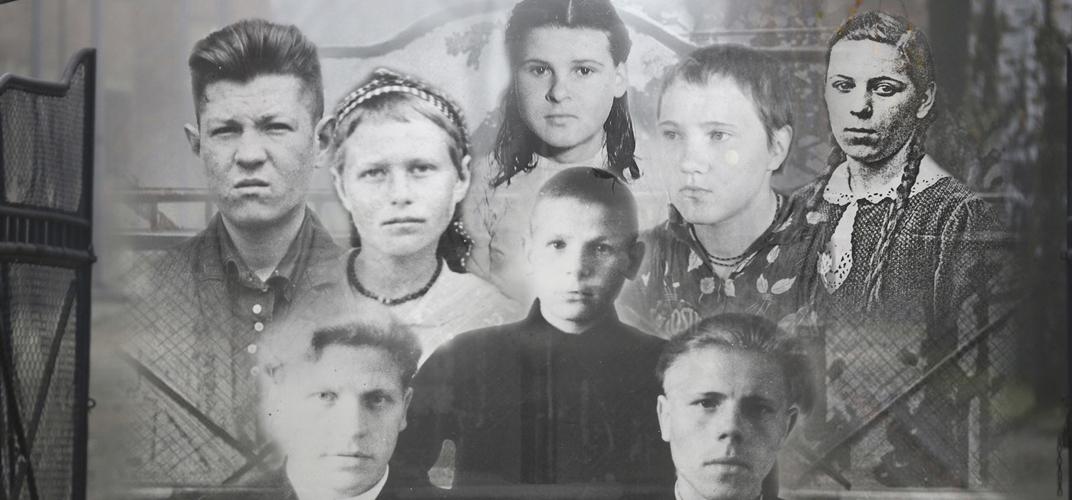 Воспоминания бывших малолетних узников концлагерей