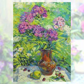 Онлайн-выставка Татьяны Краснощековой «Instagram художника. День за днем»