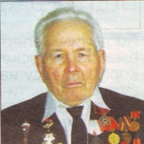 Давыдкин Федор Федосеевич
