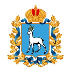 История возникновения гербов Самарской области, Самары  и Новокуйбышевска