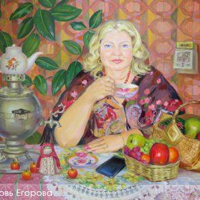 Выставка Любови Егоровой| О своем творчестве| Отзывы зрителей